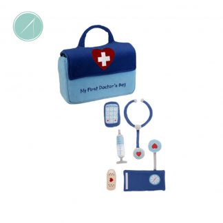 ganz my first doctors bag 6 piece play set. Educational play set to help engage and stimulate your baby and chiid's senses