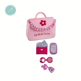 Ganz Baby My first purse educational play set