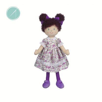Sophia rag doll plush toy by Ganz