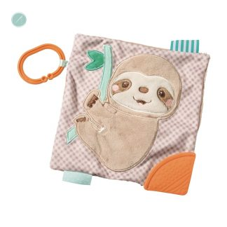 Sloth Activity Blankee - Douglas Toys
