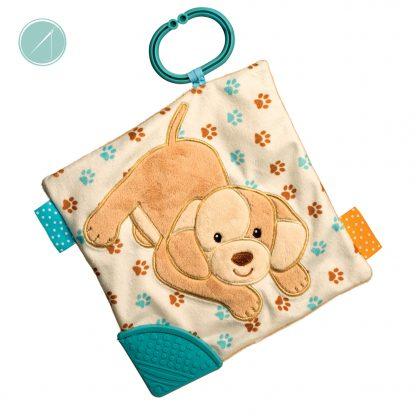 Tan Puppy Activity Blanket
