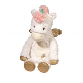 Unicorn Stuffed Toy , Plush aniimalPlumpie Douglas Toys