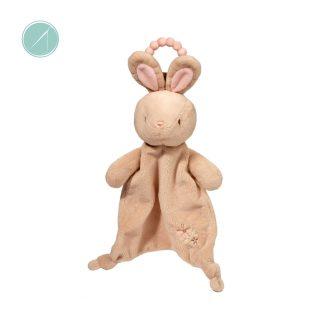 Bunny Lil' Sshlumpie Teether - Douglas Toys