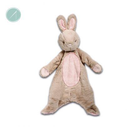 "19"" Bunny Sshlumpie from Douglas Toys"