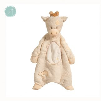 Spotted Giraffe Sshlumpie toy by Douglas Toys is 19""
